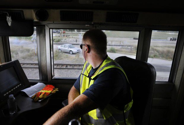 Behind the train monitoring system | Government and Politics