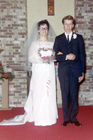 Conley and Virginia Coy - then