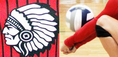 2018 Weeping Water volleyball