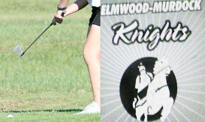 Elmwood-Murdock girls golf