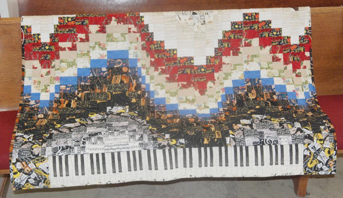 Musical quilt