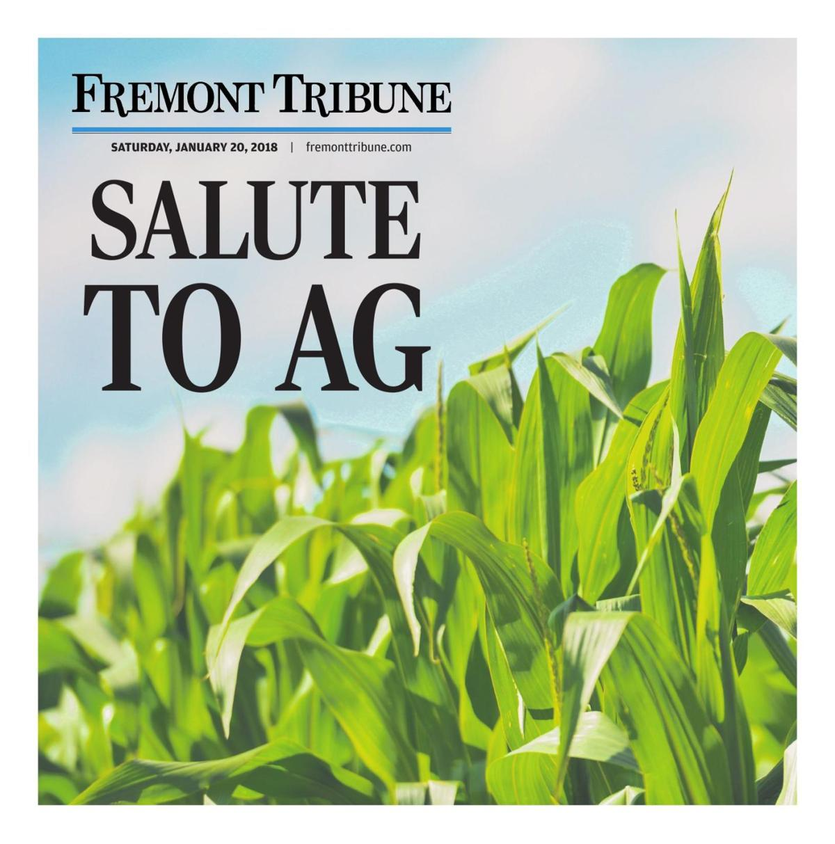 Salute to Agriculture 2018