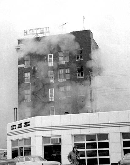 The Explosion that changed Fremont