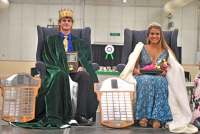 2019 Fremont 4-H Expo Royalty