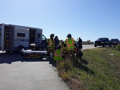 motorcycle accident photo