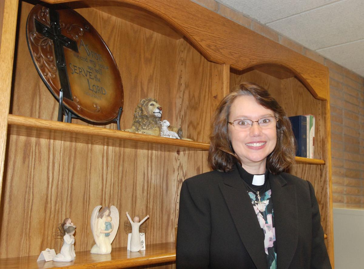 New vicar at salem and st tims