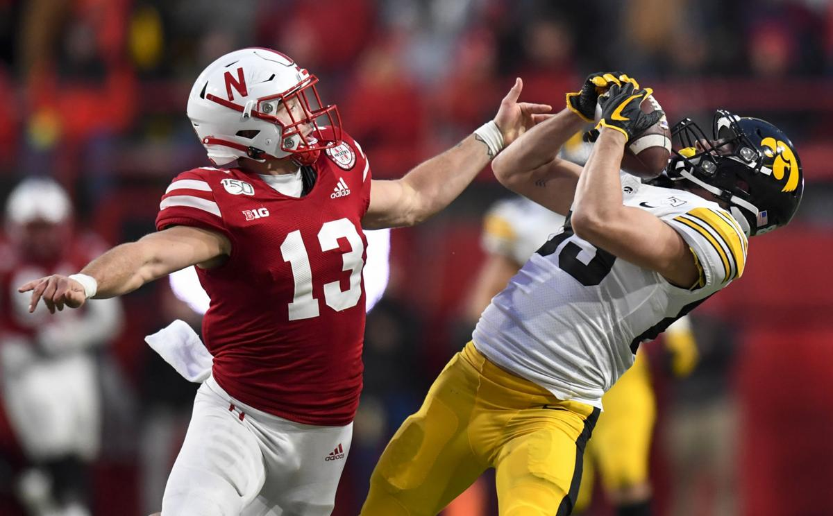 Iowa vs. Nebraska, 11.29