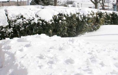 snow file photo