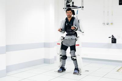 Robotic suit