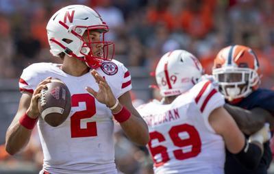 Nebraska vs. Illinois, 8.28