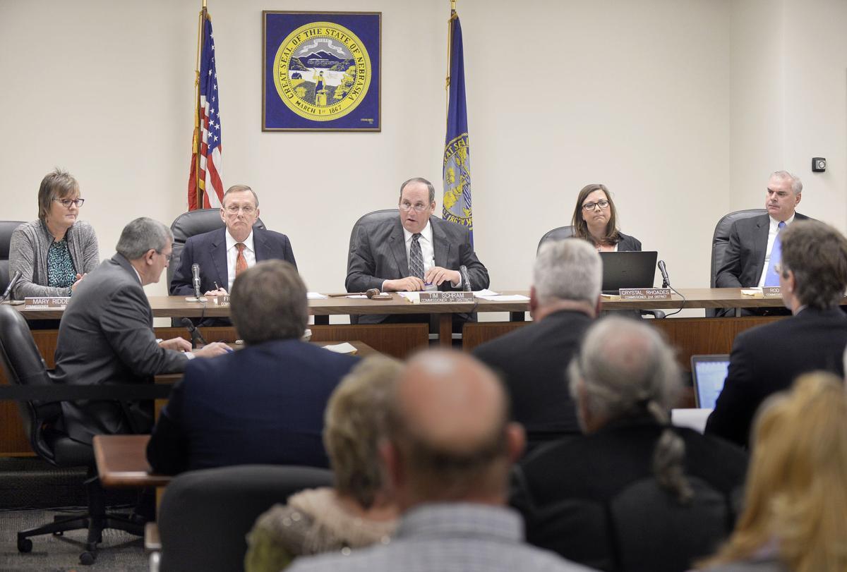 Keystone XL decision, Nebraska Public Service Commission