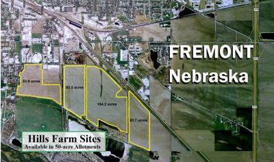 Hills Farm possible poultry sites