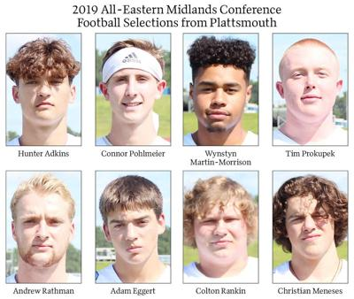 2019 All-EMC Football Selections from Plattsmouth
