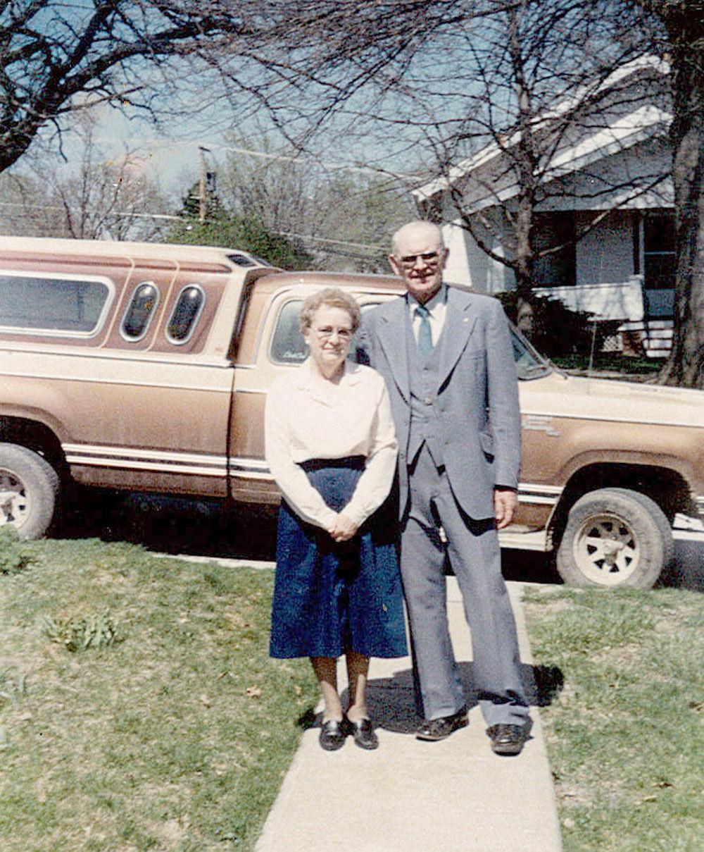 Richard & Elinor Mougey
