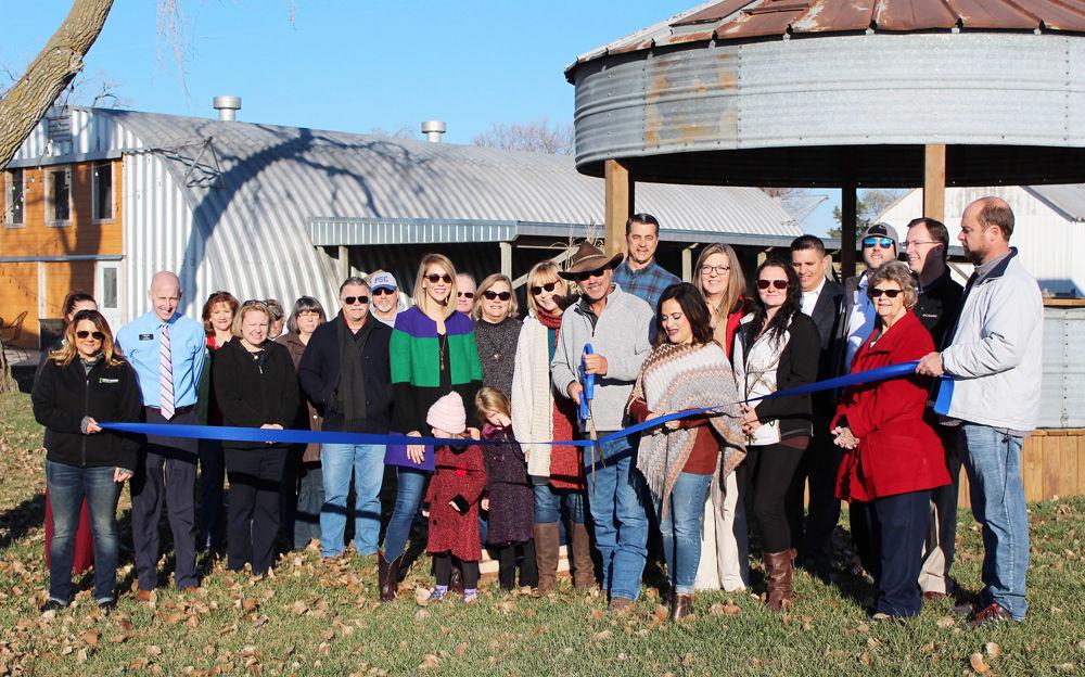 Rockhill Windmill Event Center ribbon cutting