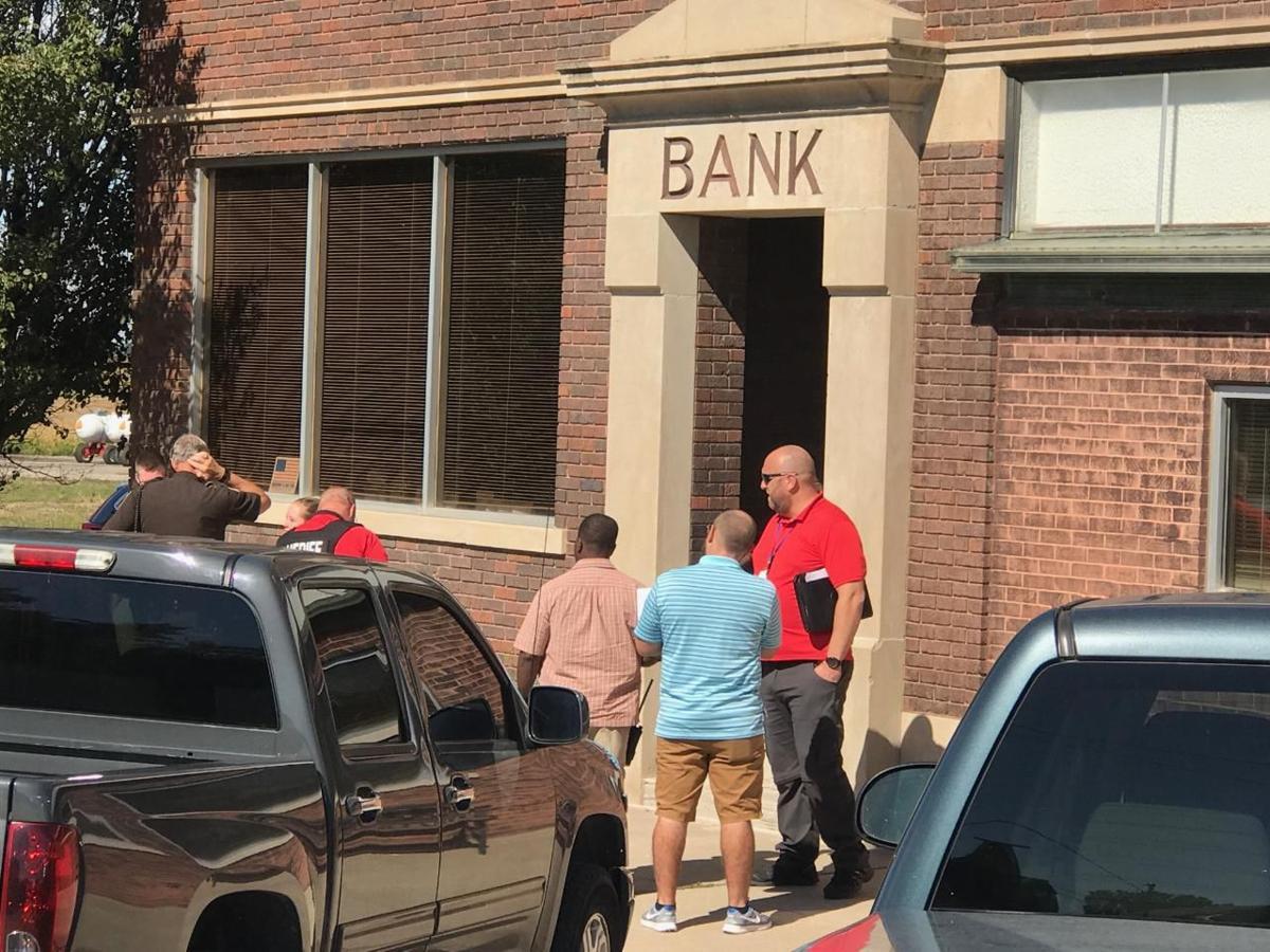 Colon bank robbery