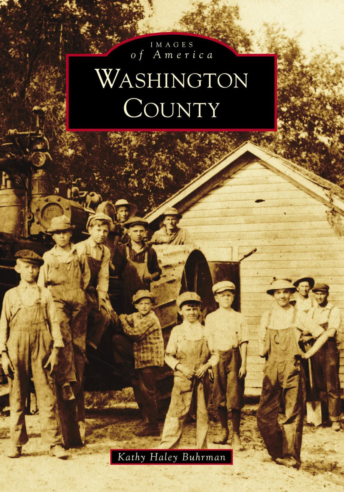 Washington County book
