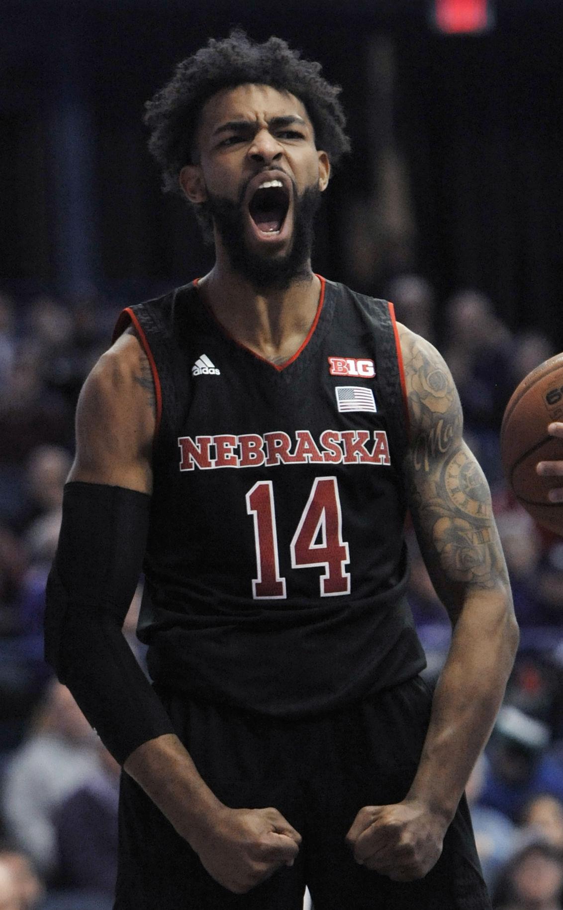 Nebraska Northwestern Basketball