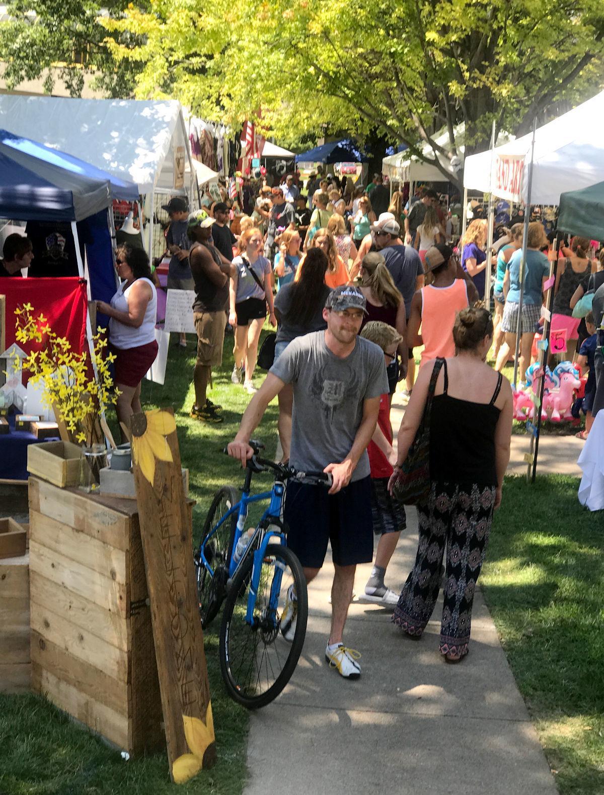 John C. Fremont Days Vendors