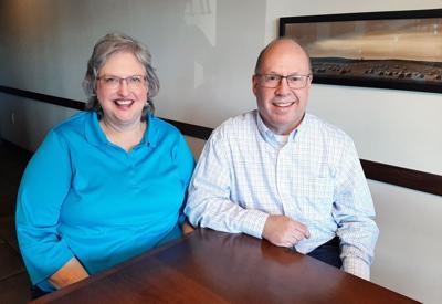 Susan and Mike Sindelar