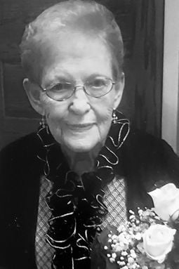 90th birthday: Monica Burbach