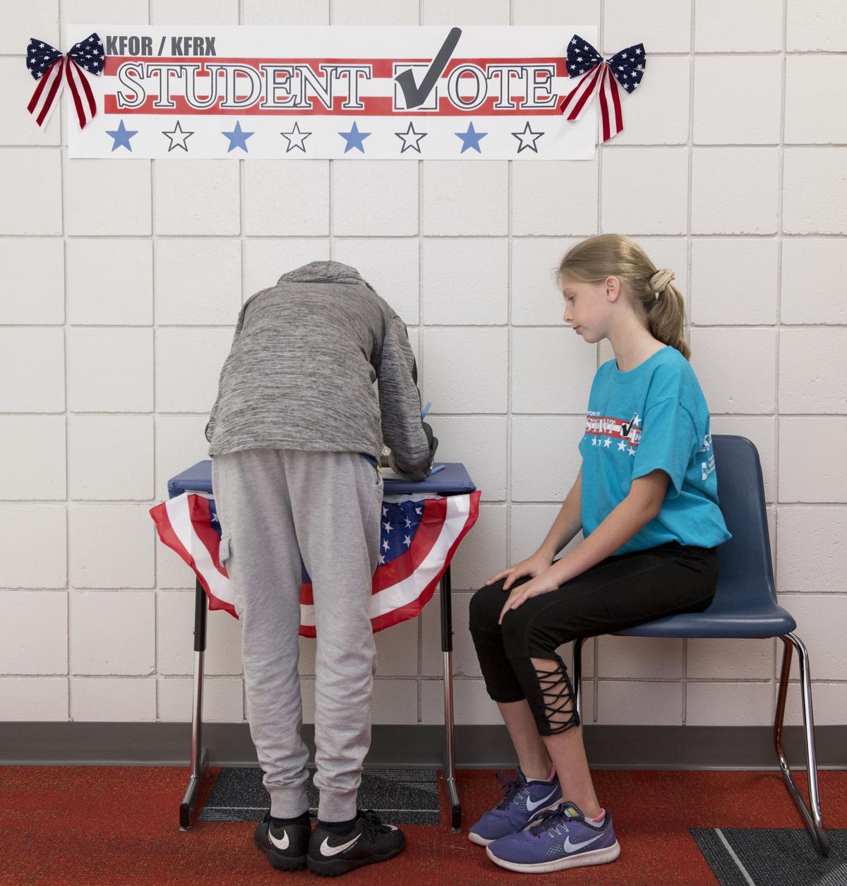 Students Vote, 11.1.18