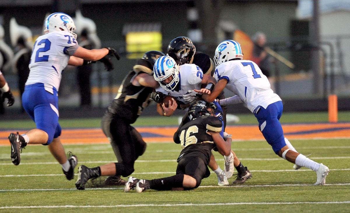 Photos: Fremont High Football vs. Creighton Prep, 9.8.17