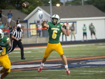 High School Football Week Two - Bergan vs. Grand Island Central Catholic