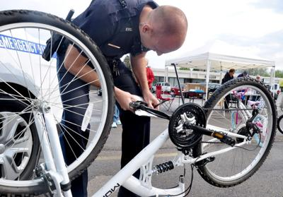 Spokes and Sneakers inspection