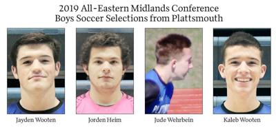 2019 All-Eastern Midlands Conference Boys Soccer Selections from Plattsmouth
