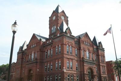 Cass County Courthouse picture
