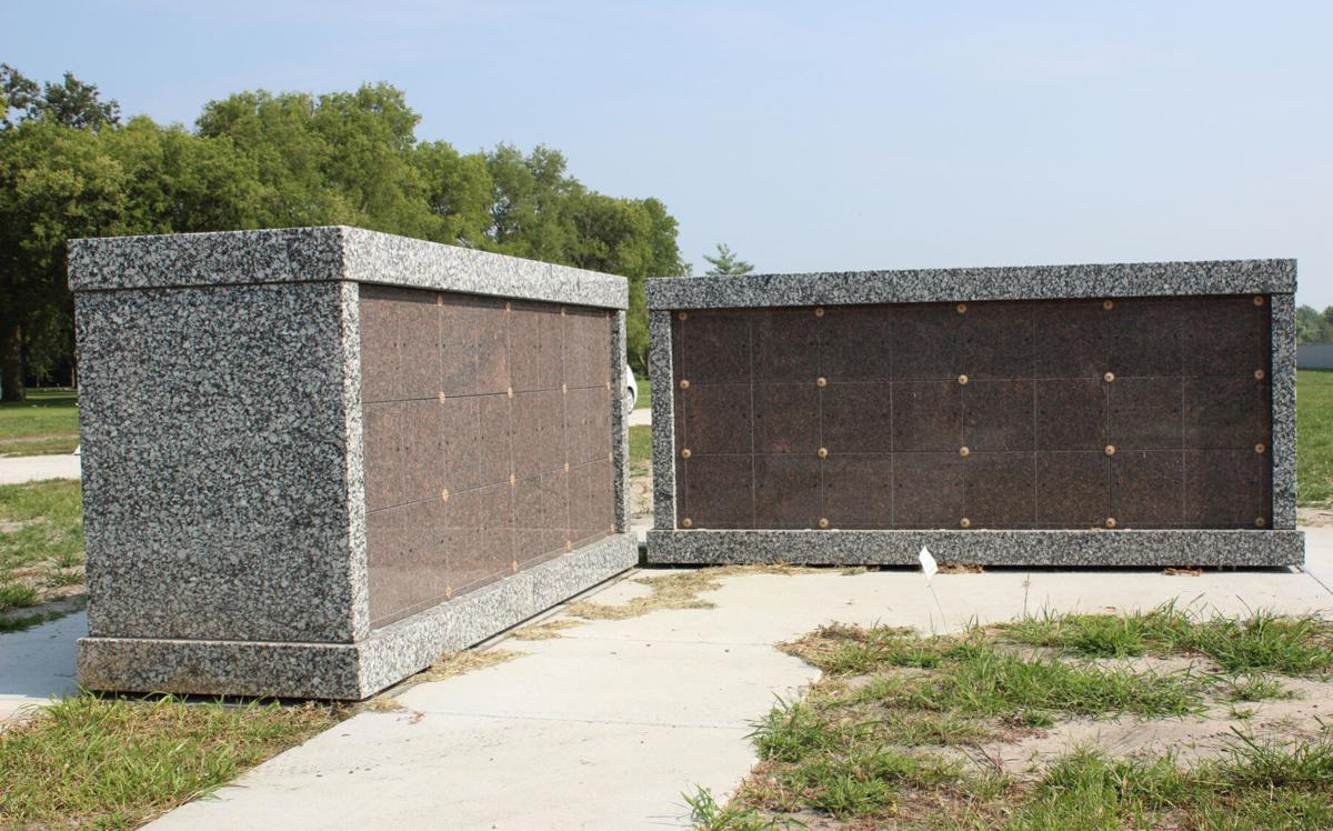 Cemetery expansion