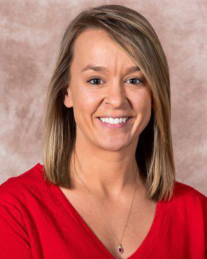 Kayla Banwarth, NU volleyball assistant