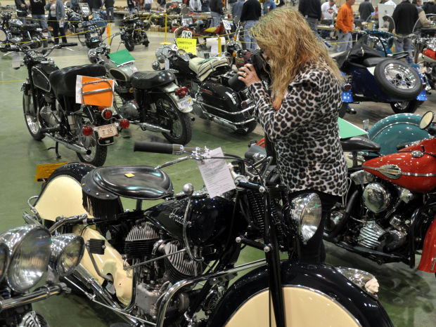 Antique Motorcycle Club of America Annual Meet