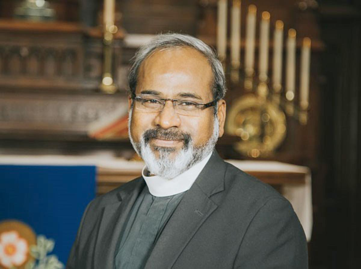 Pastor from India