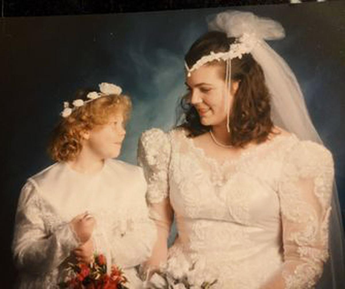 Heidi and Aunt Jennifer