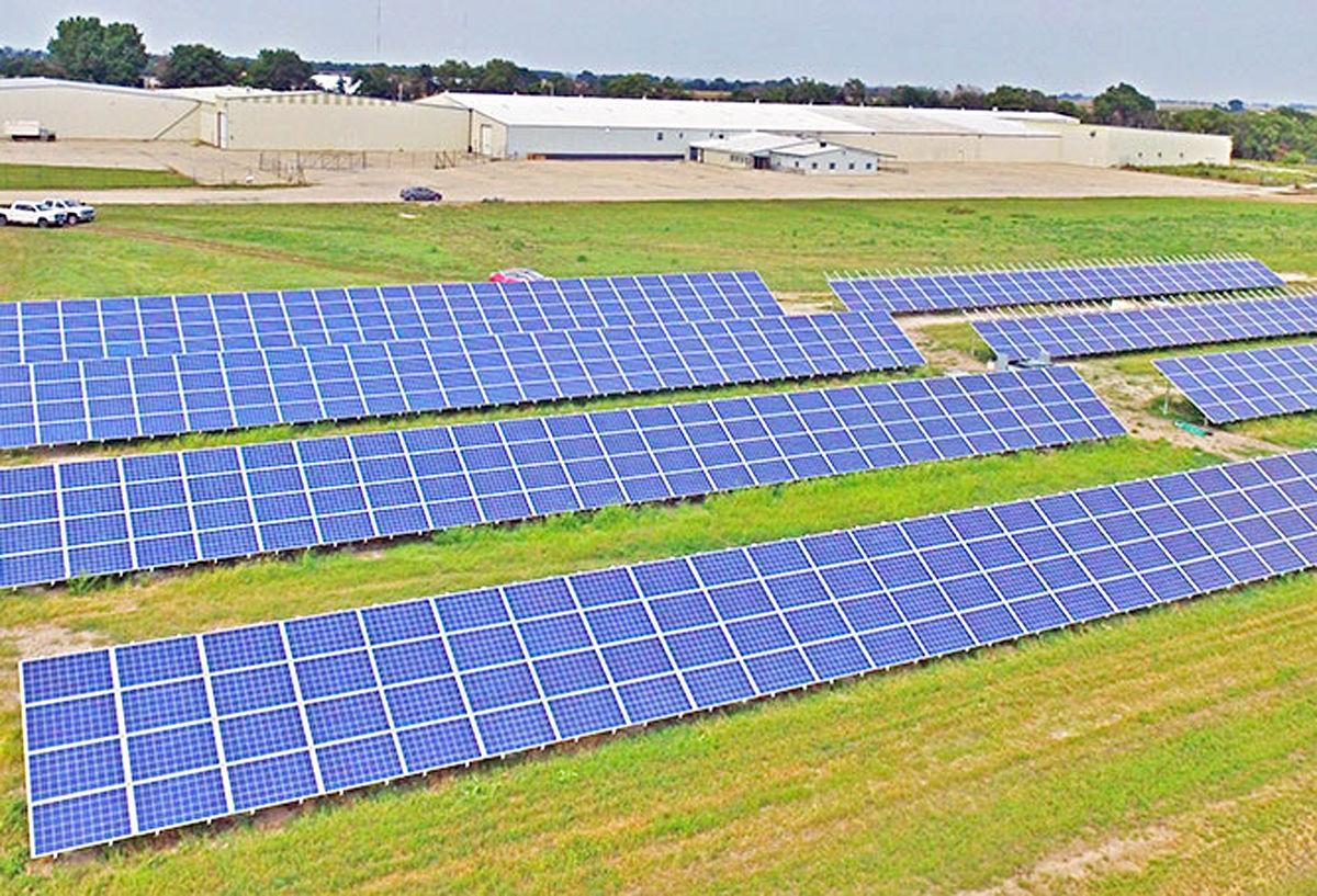 Solar Farm Central City
