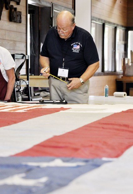 National 9/11 Flag moves to Lincoln