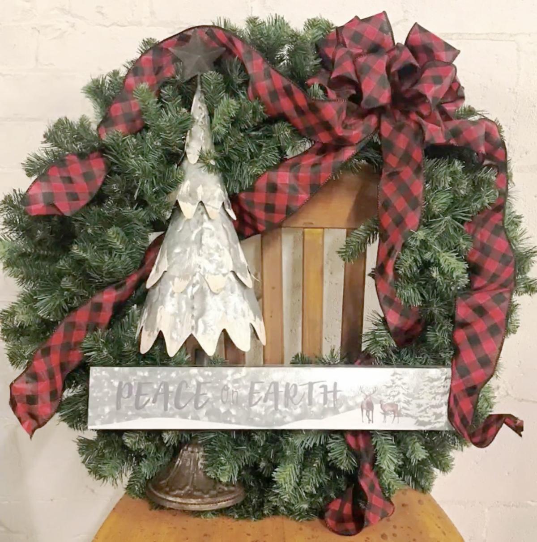 Wreath for opera house