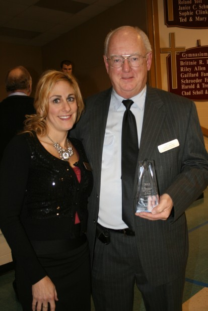 Jones named Business Person of the Year photo