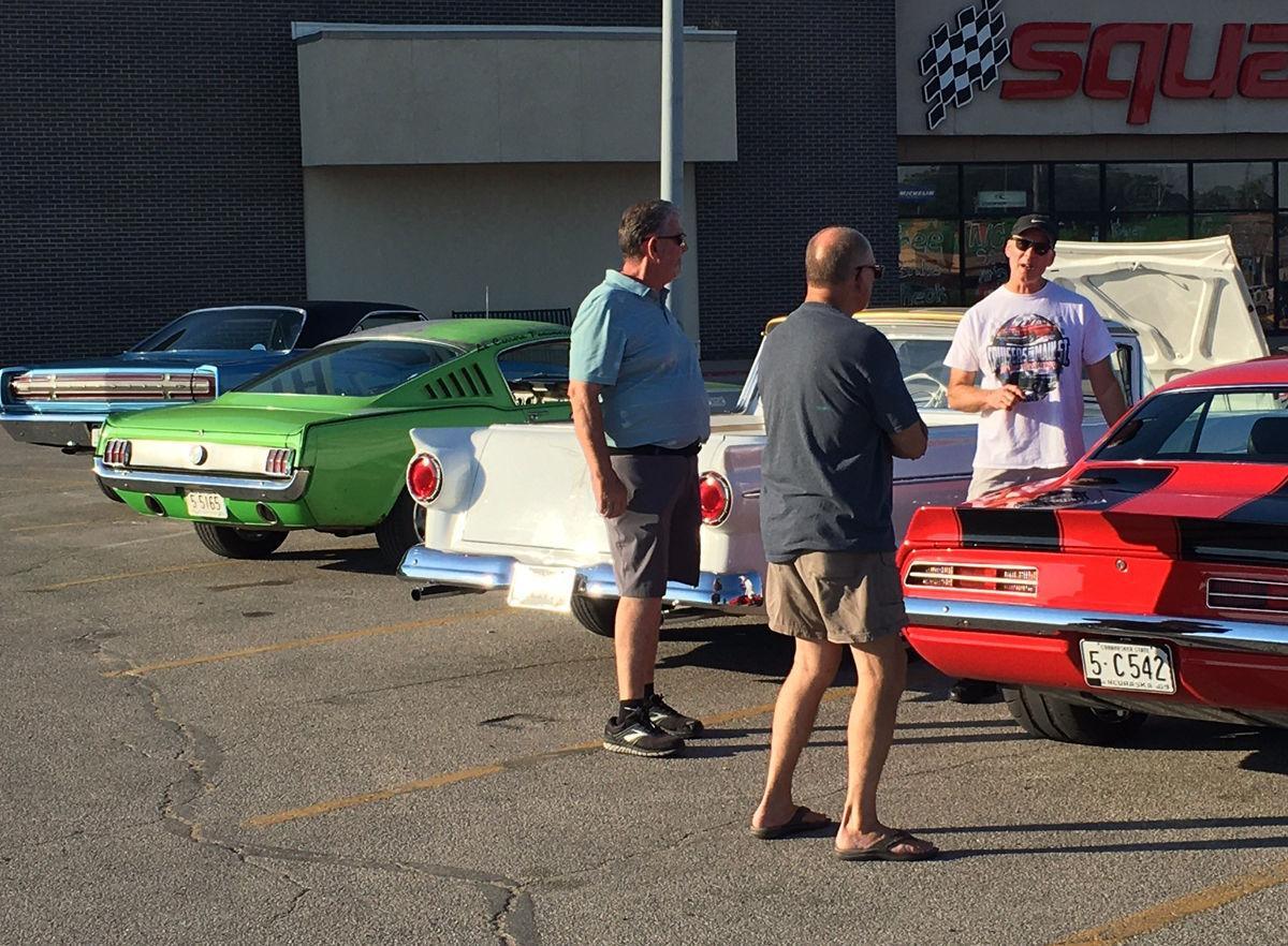 Fremont Antique Car Club Cruise-in
