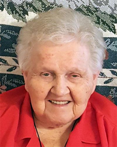 90th birthday: Dorothy Gerwick