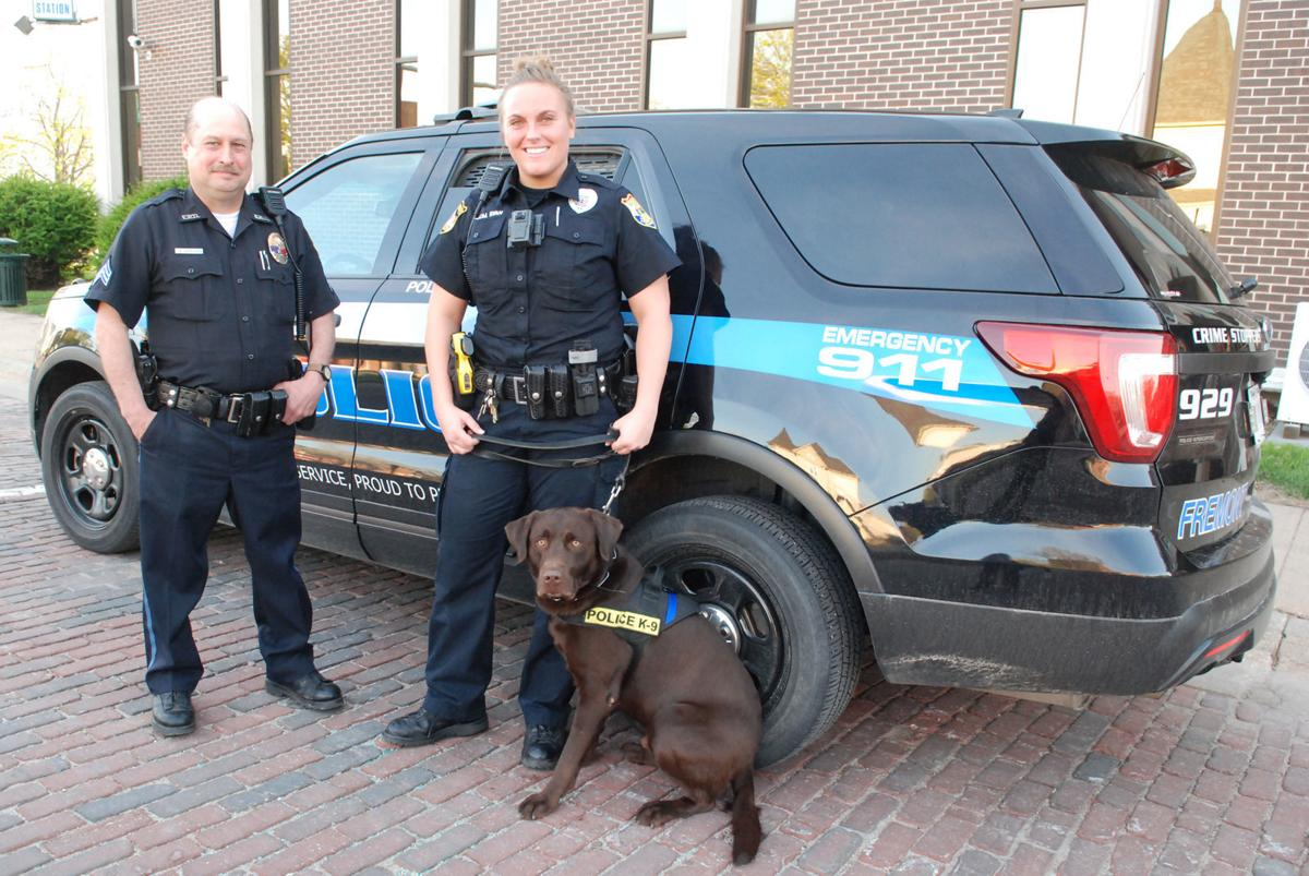Police and K9