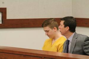 Delayed; Judge allows additional time before sentencing of the first convicted of four accused in 2016 murder of Palmer teen