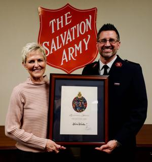 Alaska Salvation Army welcomes new divisional leaders