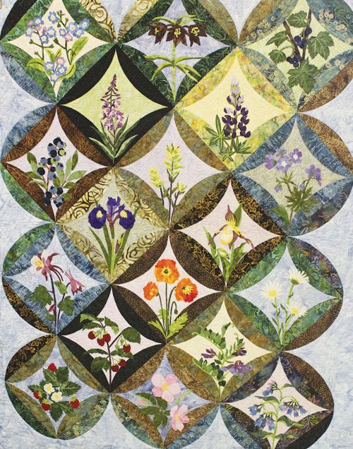 Alaska Wildflower Quilt | | frontiersman.com