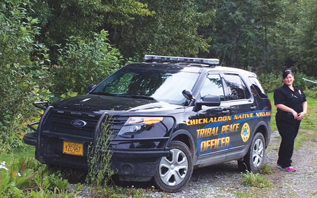 Chickaloon hires tribal peace officer local news stories chickaloon hires tribal peace officer xflitez Images