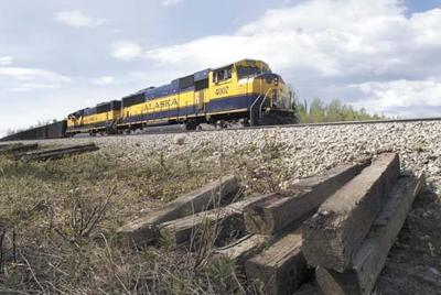 Railroad replacing, selling ties | Local News Stories
