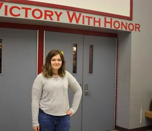 Wasilla High junior reflects on her time as a Wasilla City Council student representative