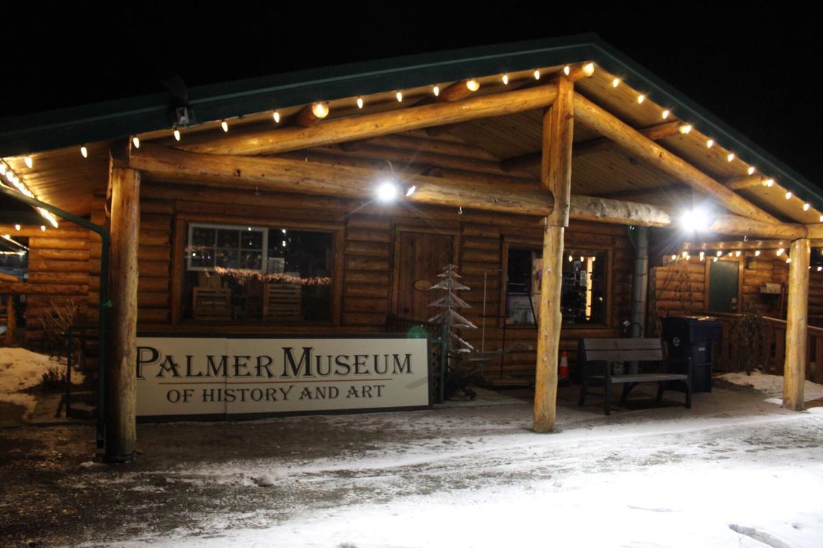 Palmer Museum of History and Art Matanuska Valley Historical Photo Project
